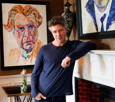 The many phases of Aidan Gillen: The actor has become used to strangers greeting him by name.