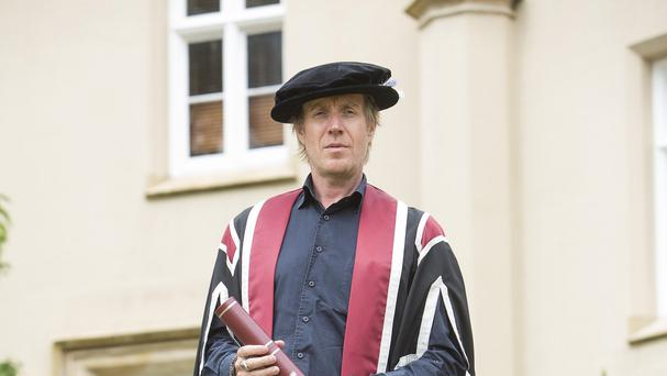 Rhys Ifans made his name in Swansea