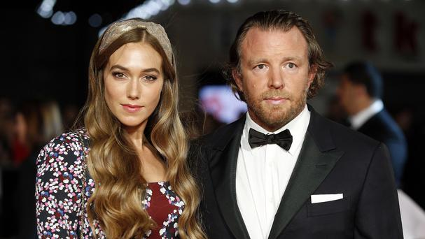 Guy Ritchie and girlfriend Jacqui Ainsley have got married