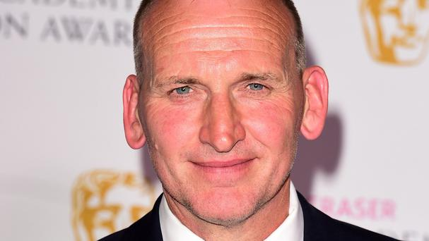 Christopher Eccleston has criticised the lack of acting opportunities available to people from working class backgrounds