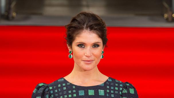 Arterton can be seen at cinemas this weekend in new movie Gemma Bovery