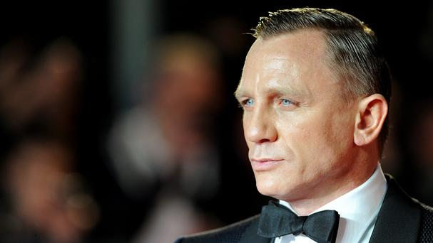 Daniel Craig returns as James Bond in Spectre