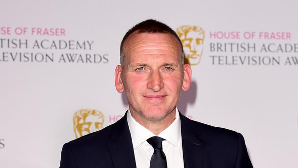 Christopher Eccleston said he based his performance on his grandfather
