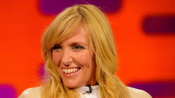 Toni Collette will join co-stars Drew Barrymore and Dominic Cooper on the red carpet