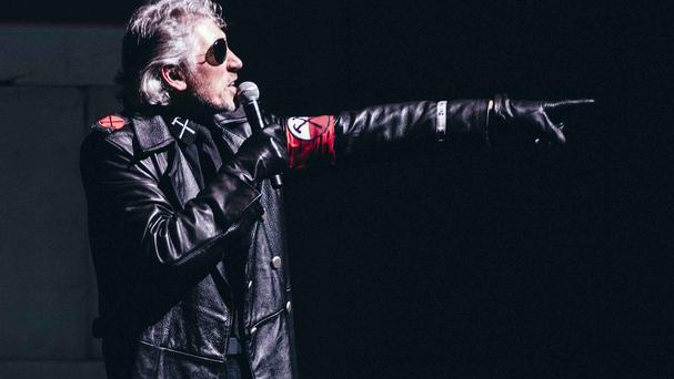 A scene from the concert film Roger Waters The Wall (Roger Waters/PA)