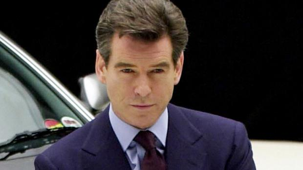 Pierce Brosnan starred as James Bond from 1994 to 2005