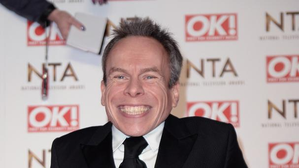 Warwick Davis appealed for the return of his caravan