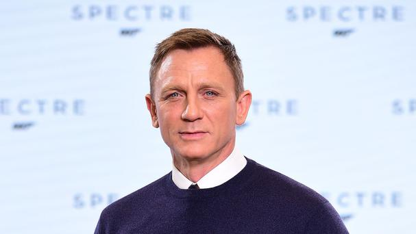 Daniel Craig will attend the premiere of Spectre in London on October 26