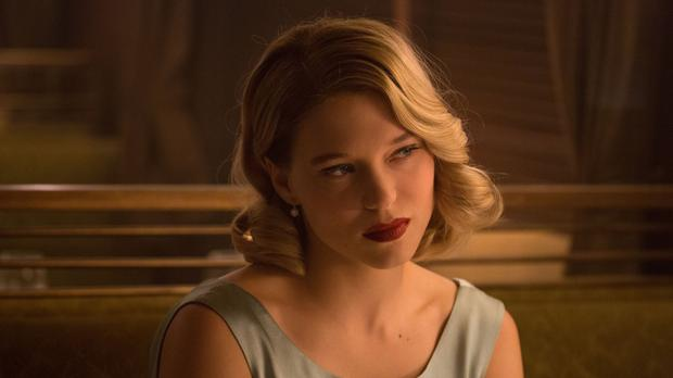 Lea Seydoux in the latest James Bond film Spectre (Metro-Goldwyn-Mayer Studios/PA)