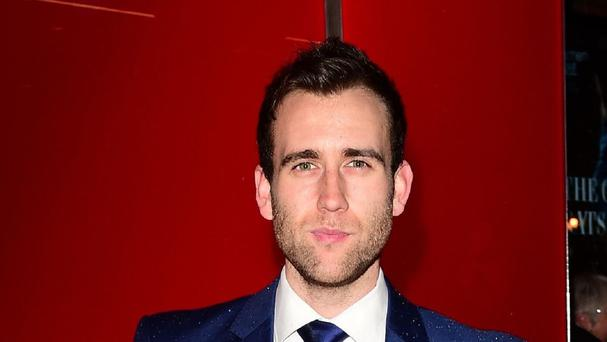Matthew Lewis played Neville Longbottom in the Harry Potter films
