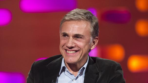 Christoph Waltz says he put his dream on the backburner