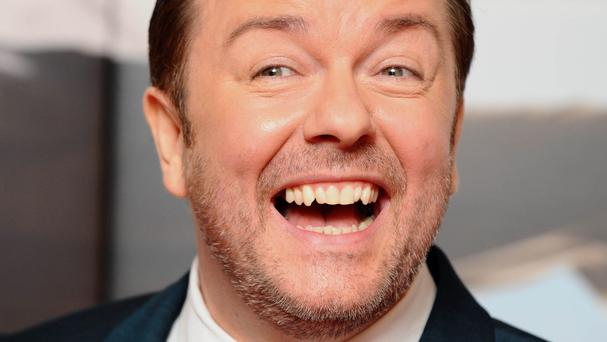 Ricky Gervais did not spare the feelings of Hollywood A-listers when he hosted the show in 2010