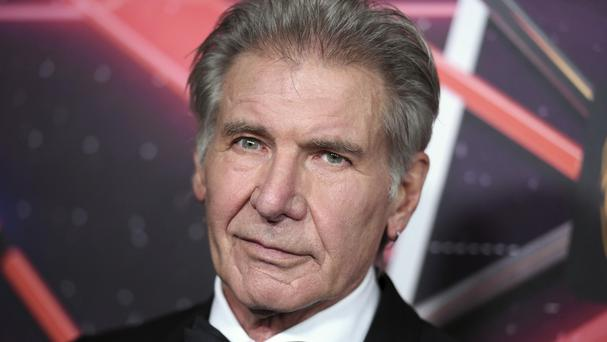 Actor Harrison Ford attends the Bafta Los Angeles Britannia Awards in California (Richard Shotwell/Invision/AP)