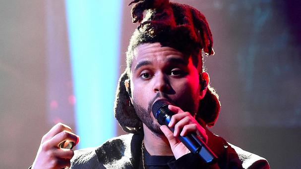 The Weeknd scored a huge hit this summer with his single I Can't Feel My Face