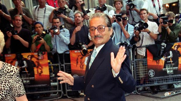 Actor Saeed Jaffrey has died at the age of 86 after he collapsed at his London home