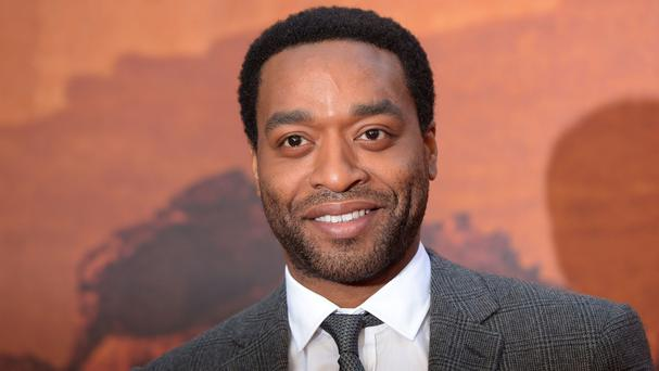 Chiwetel Ejiofor will receive the award at the British Independent Film Awards next month