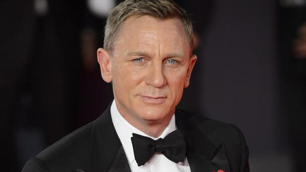 Daniel Craig is the latest James Bond