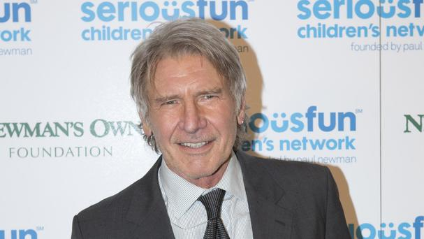 Harrison Ford is reprising his role as Han Solo