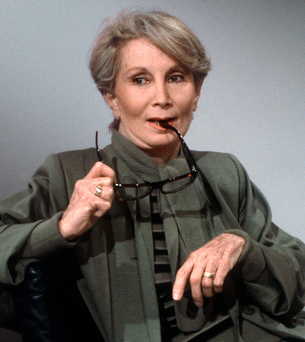 Ruthless: Fernande Grudet, aka Madame Claude, in 1986. She made her money from sex, yet had no interest in it herself Photo: AFP/Getty Images