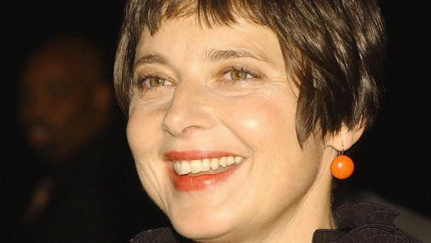 Actress Isabella Rossellini said the film was