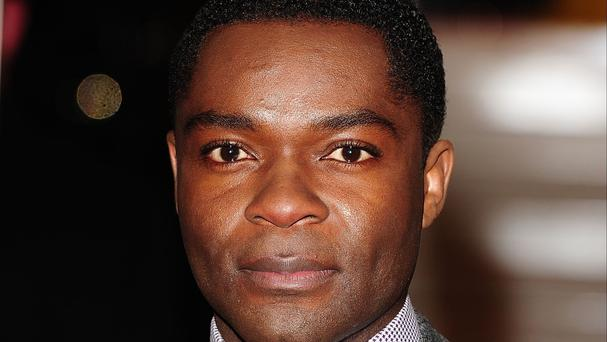 Former Spooks star David Oyelowo started out in acting thanks to help from the Prince's Trust