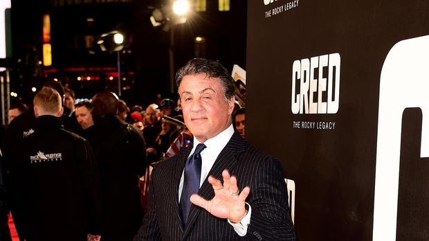 Sylvester Stallone has returned to perhaps his best-known role as Rocky Balboa in the new movie, Creed