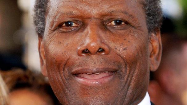 Sidney Poitier said he was
