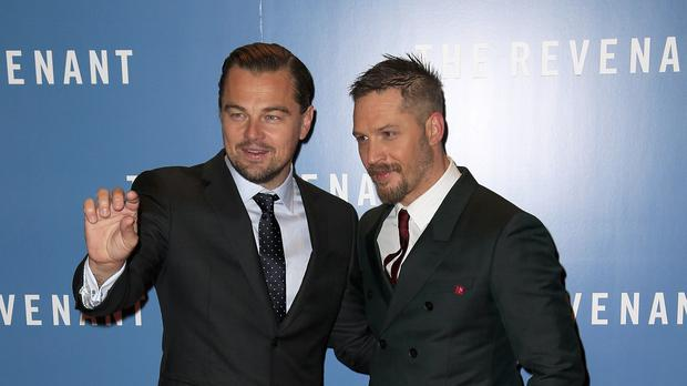2a76a3c6a Tom Hardy has Leonardo DiCaprio to thank for taking role in The ...