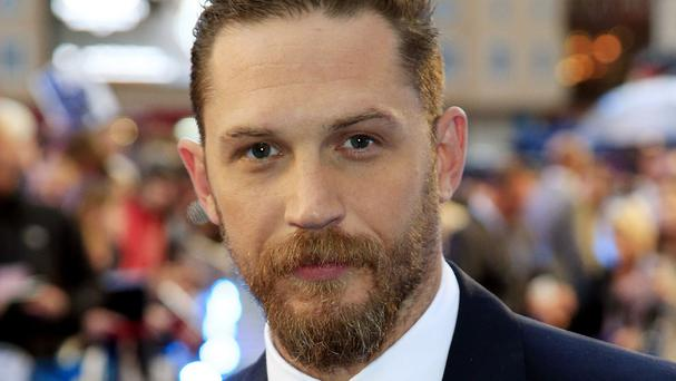Tom Hardy received a best actor in an action movie gong for Mad Max: Fury Road, at the Critics' Choice awards