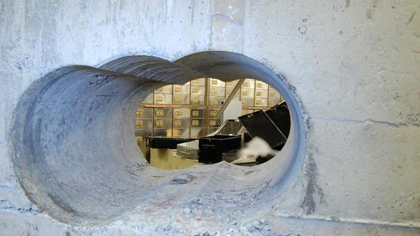 The Hatton Garden heist could spawn a movie
