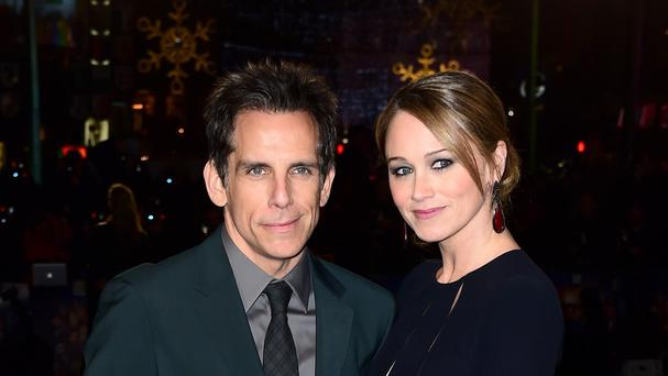 Ben Stiller and wife Christine Taylor will be on the red carpet