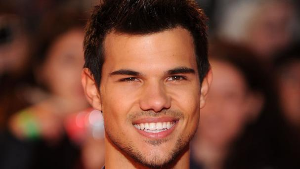 Taylor Lautner stars in the new series of Cuckoo