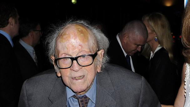 Douglas Slocombe has died at 103