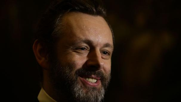 Actor Michael Sheen will not be in the new Pixar film