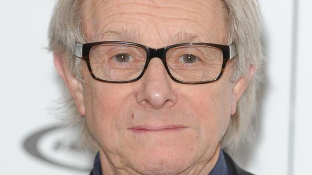 Kes director Ken Loach praised the author of the original book, the late Barry Hines