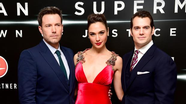 Batman v Superman saw its box office sales slump by 68% in only its second week in British cinemas
