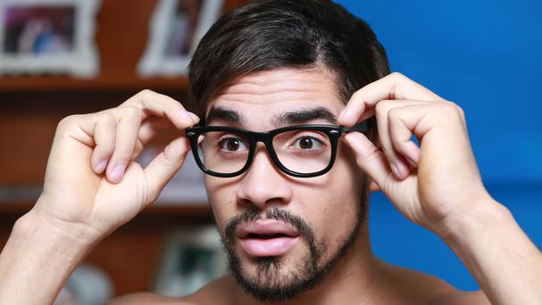 Louis Smith impersonates Peter Parker alias Spider-Man to announce that he will be a Kellogg's Team GB #GreatStarts ambassador for Rio 2016
