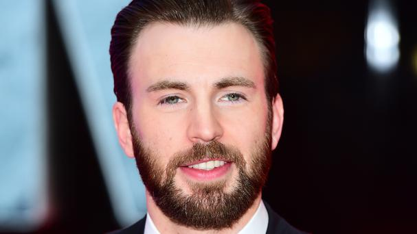 Chris Evans stars in the title role