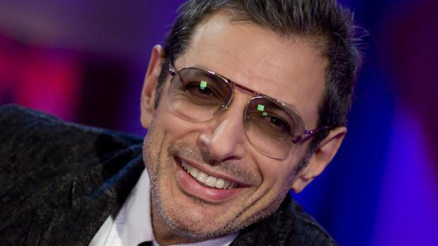 Jeff Goldblum said he was satisfied with his work in the Jurassic Park films in the 1990s