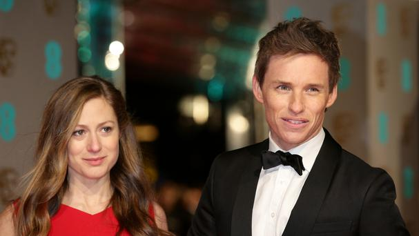 It's a baby girl for Eddie Redmayne and wife Hannah