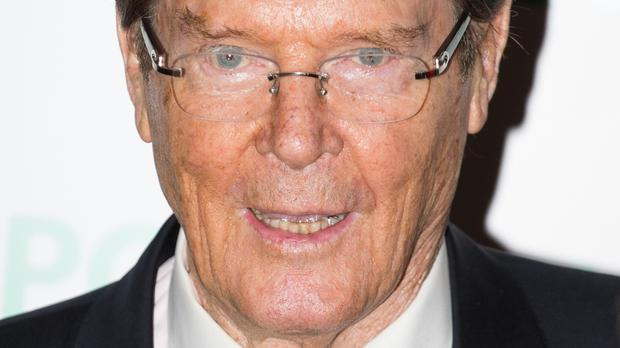 Sir Roger Moore made The Wild Geese and The Sea Wolves with Euan Lloyd