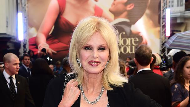 Joanna Lumley has taken the lead role in the film