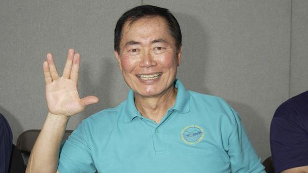 George Takei said he tried to convince the director of Star Trek Beyond to create a new character with a same-sex partner