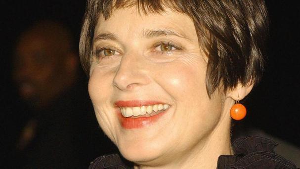 Isabella Rossellini has been rehired as the face of luxury French cosmetics house Lancome