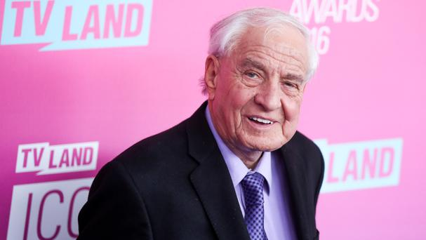 Writer and director Garry Marshall, who has died aged 81 (AP)