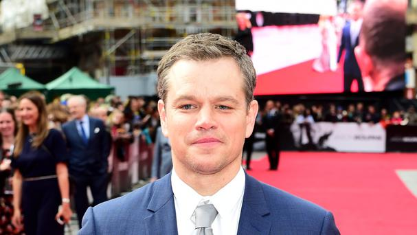 Matt Damon said he was glad sites like Twitter and Instagram had not been around to capture the indiscretions of his youth