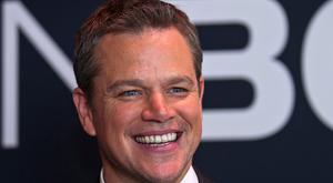 Matt Damon. Photo: Reuters
