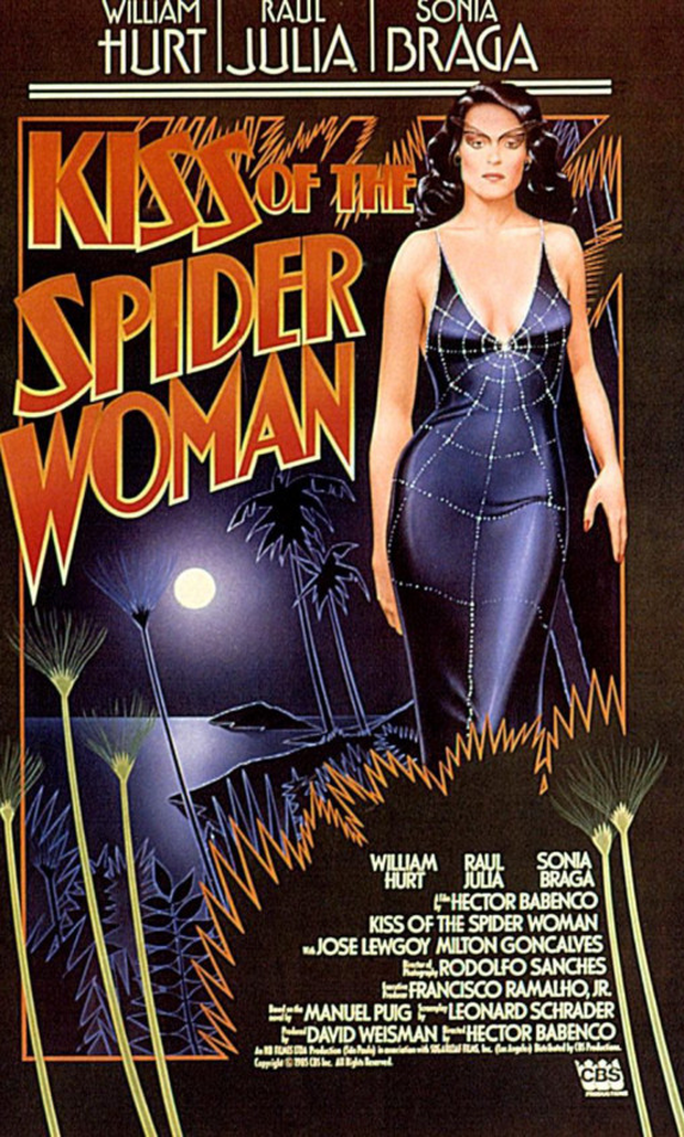 DREAMY: Babenco made 'Kiss of the Spider Woman'rough Picture: Rex