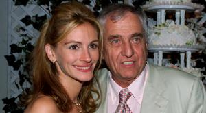 PRODUCER: Garry Marshall with Julia Roberts Picture: Reuters