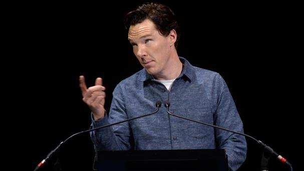 Benedict Cumberbatch has signed up to star in a movie adaptation of the novel Rogue Male